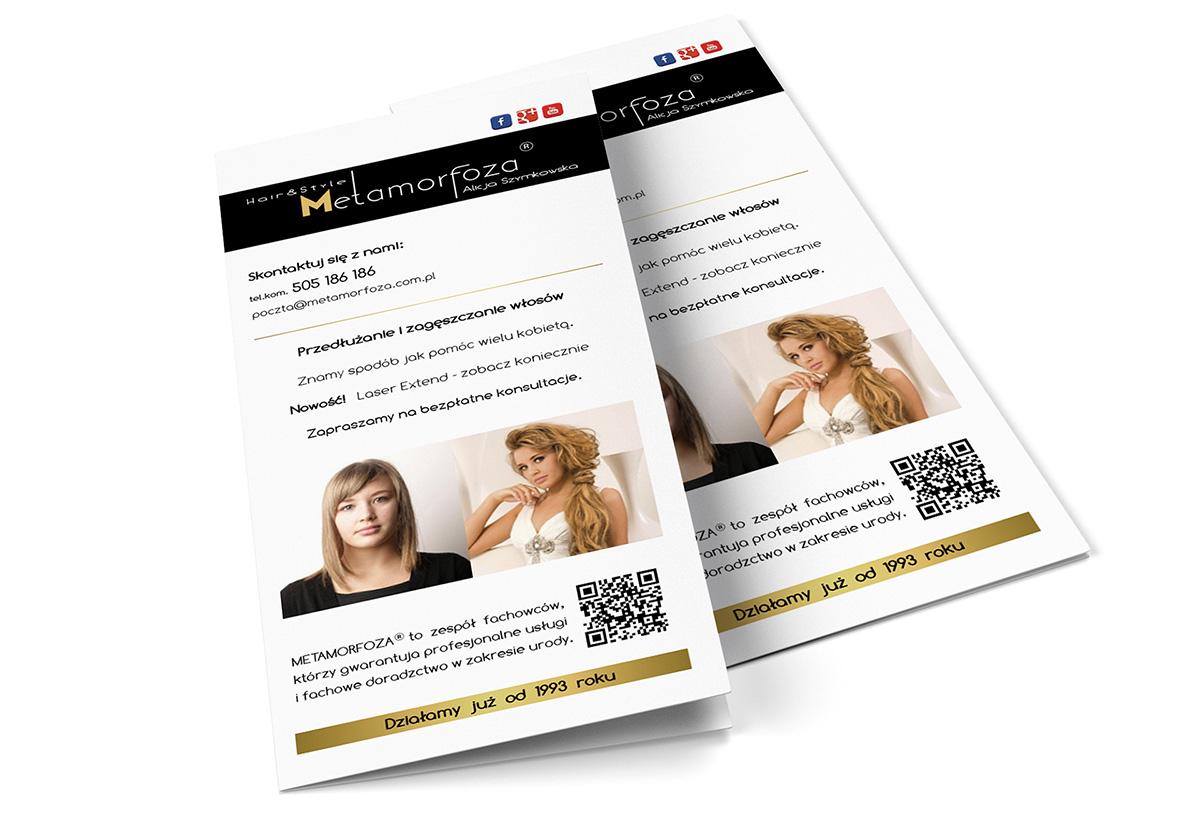 beauty salon flyer new